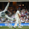Australia face big run chase after tough day in field in fifth Test
