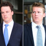 Walker brothers to admit 'vicious attacks' but won't face County Court