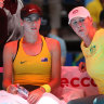 Molik quiet on Fed Cup reverse singles spot