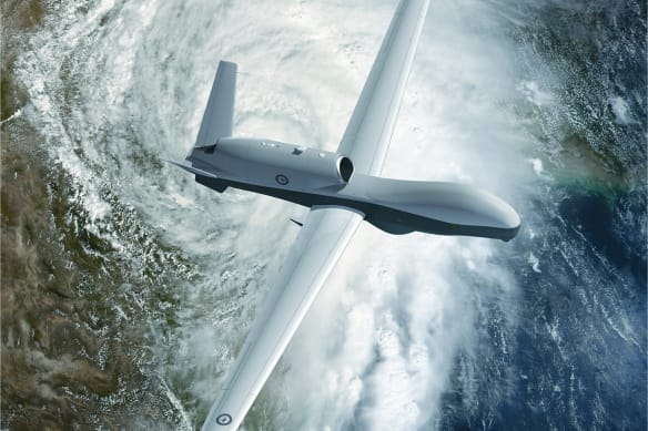 Australia to spend nearly $7 billion buying unmanned military planes from US