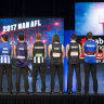 AFL draft worry as rehearsal abandoned in shambles