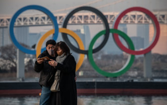 The Japanese government and the IOC have both rejected claims that the Games are a lost cause.