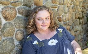 Danielle Macdonald stars as legendary Australian music journalist Lillian Roxon in the film I Am Woman.