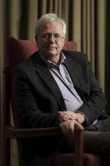 Professor Brian Schmidt, vice-chancellor of the Australian National University.