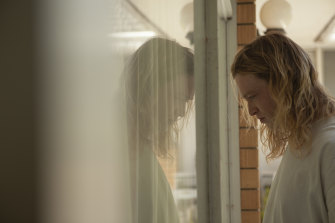 American actor Caleb Landry Jones plays a disturbed young man who becomes a mass murderer in Justin Kurzel's Nitram.