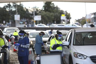 A limousine driver said to be at the centre of the Bondi cluster does not believe he's patient zero.