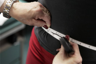The study's author says while the exact reasons for overweight people experiencing more severe symptoms is not clear, it could be a result of greater inflammation in the fatty layers under the skin and around the internal organs.
