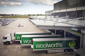 Woolworths has announced further warehouse redundancies due to the ongoing simplification and automation of its supply chains.