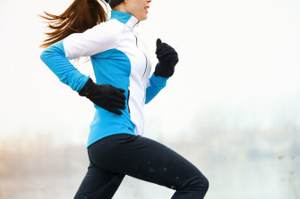 You've likely read about joggers and their projectile particles.