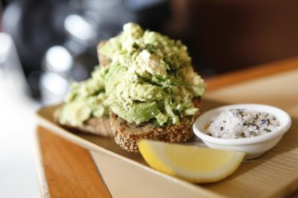 Smashed avocado has become more affordable.