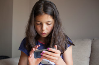 Too many children are being exposed to dangers online.
