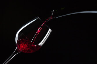 China has restricted Australian wine imports.