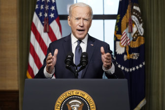 US President Joe Biden has called for the report to be delivered within 90 days.
