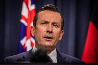 WA Premier Mark McGowan says Perth's lockdown will be lifted on Friday at 6pm.