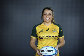 Hamilton was selected to play for the Wallaroos in 2016 before being named captain in 2019.