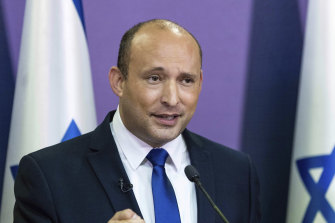 Yemina party leader Naftali Bennett intends to work with Yair Lapid.