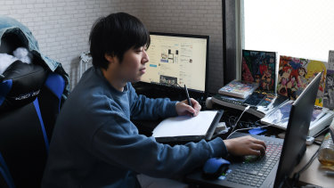 Japan's anime industry is booming, but its creators are living in poverty