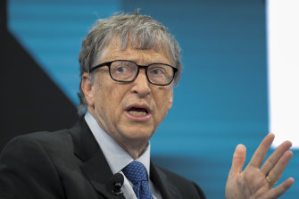 Bill Gates' history of questionable behaviour