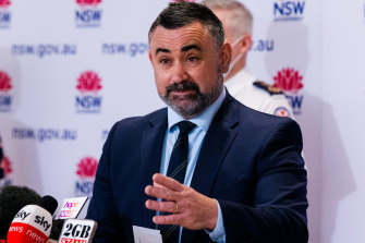 NSW's freedoms at 80 per cent revealed today