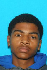 Authorities were searching for James Eric Davis jnr.