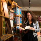 Bookoccino's Sally Tabner.