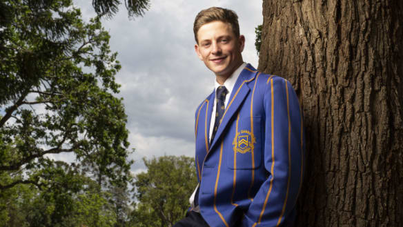 Player to walk into school formal months after 'crippling' sport injury