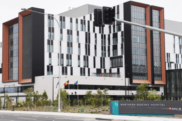 Doctors threaten to withhold treatment at Northern Beaches Hospital