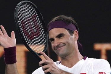 Federer survives another fright night to keep Open dream alive