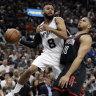 Mills says Spurs facing 'different' off-season as Leonard seeks trade
