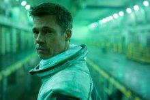 Brad Pitt has daddy issues as astronaut Roy McBride.