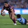 'I had to make Origin tackle': Cleary on Sattler-esque State of Origin stop