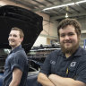 TAFE NSW links up with Volvo in training partnership
