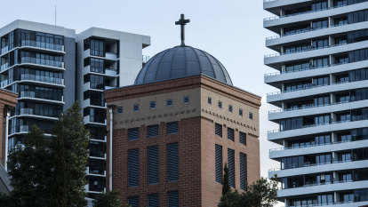 'Inequitable': Sydney church in late bid for changes to rezoning plans