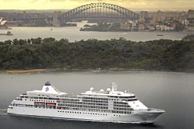 World-first cruise: All seven continents, 32 countries and a huge price tag