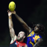Gawn and Nic Nat prepare to face off for first time in five years