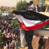 Mass protests for civilian rule in Sudan