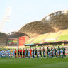 Turf war over AAMI Park clouds A-League kick-off