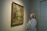 Treena Cooper inherited a rare and precious painting from her father: Frederick McCubbin's What the Little Girl Saw in the Bush.