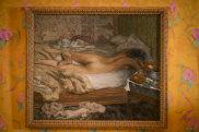"""Pierre Bonnard's """"Siesta""""."""