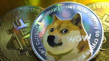 The value of Dogecoin has eclipsed that of blue-chip companies like Twitter and General Motors.
