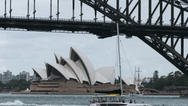 Sydney Opera House posted a $7 million operating deficit this year.