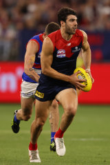Christian Petracca stood tallest on the biggest stage of all.