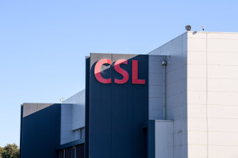 CSL shares helped power the ASX to a fresh record high.