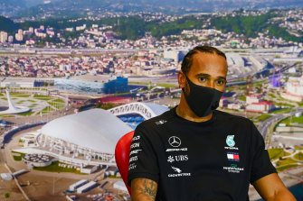 Lewis Hamilton will be on pole but will start the race with soft tyres.