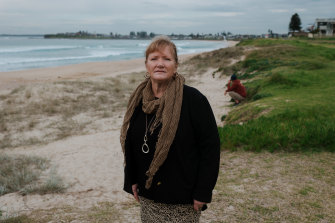 Marianne Saliba, the mayor of Shellharbour, which is part of the Greater Sydney lockdown.