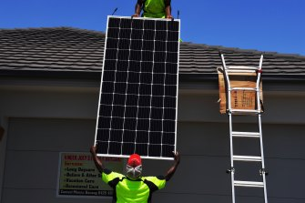 Until now, residents wanting solar panel systems of greater than 10 kiloWatt capacity first needed council approval.