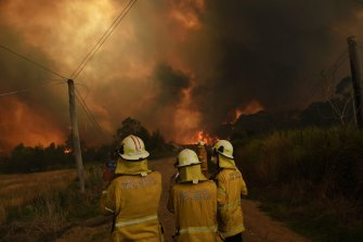 While parts of the state have seen wetter conditions, the RFS says the coming fire season poses problems.