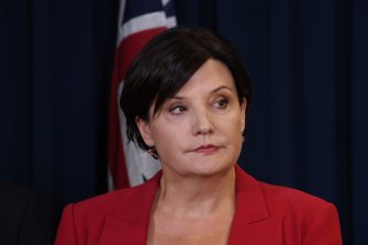 NSW Labor leader Jodi McKay is under pressure as her party struggles to cut through the electorate.
