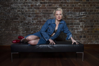 Glace Chase presents the life of a trans woman in her semi-autobiographical play.