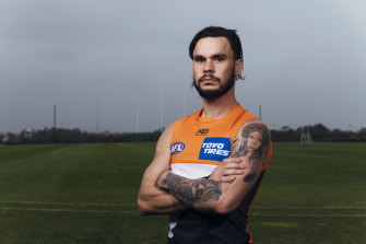 Zac Williams is leaving the GWS Giants.